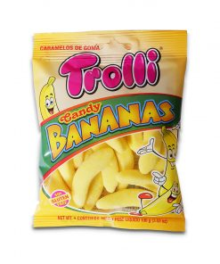 Trolli Banana Gummy Candy 100g