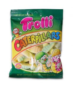 Trolli Caterpillar Gummy Candy 100g