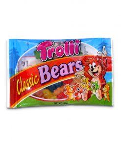 Trolli Classic Bears Gummy Candy 45g