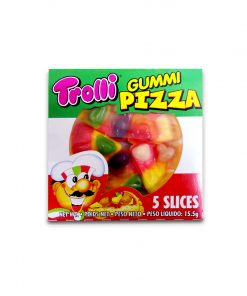 Trolli Gummy Pizza Gummy Candy 15.5g