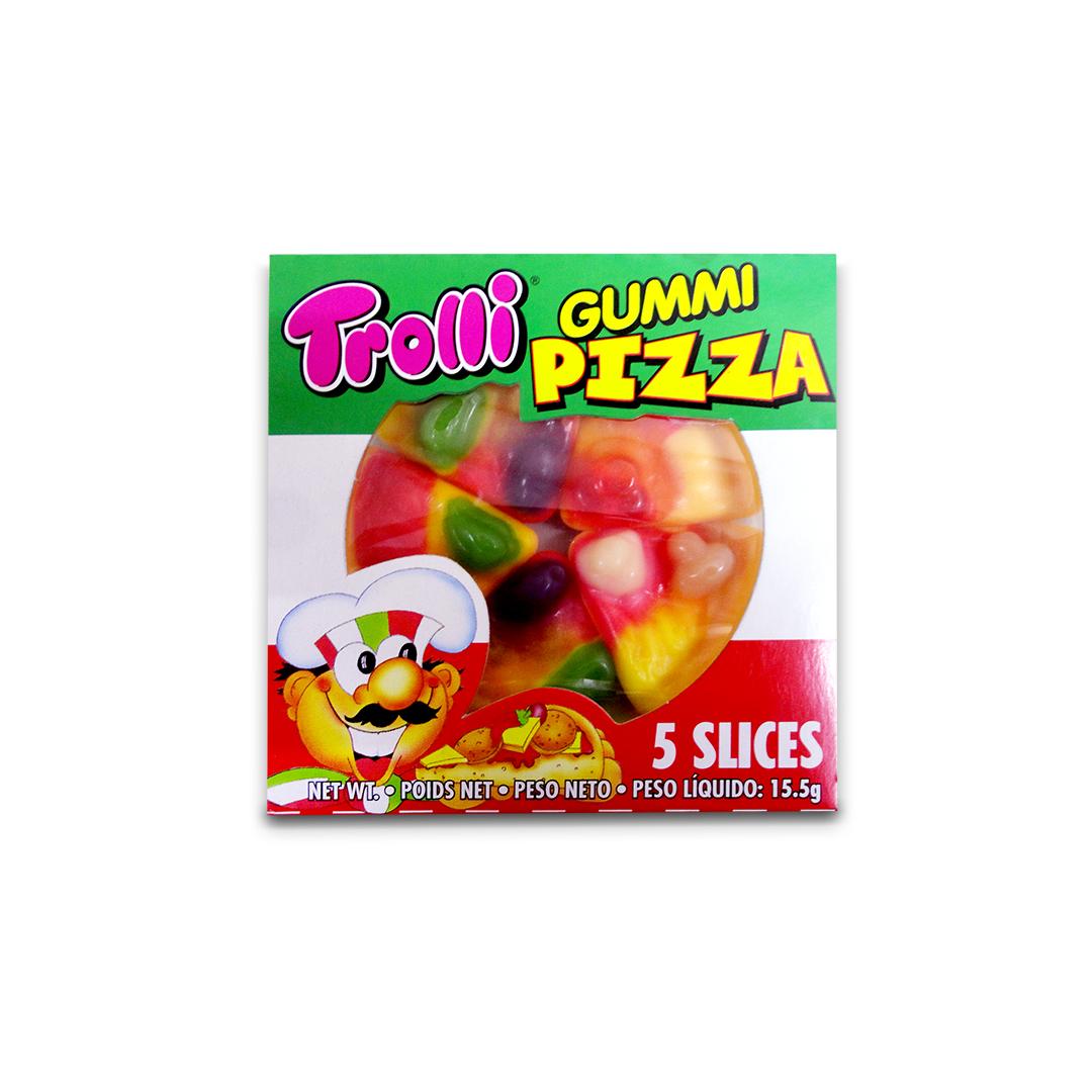 Trolli Gummy Pizza Gummy Candy 15.5g