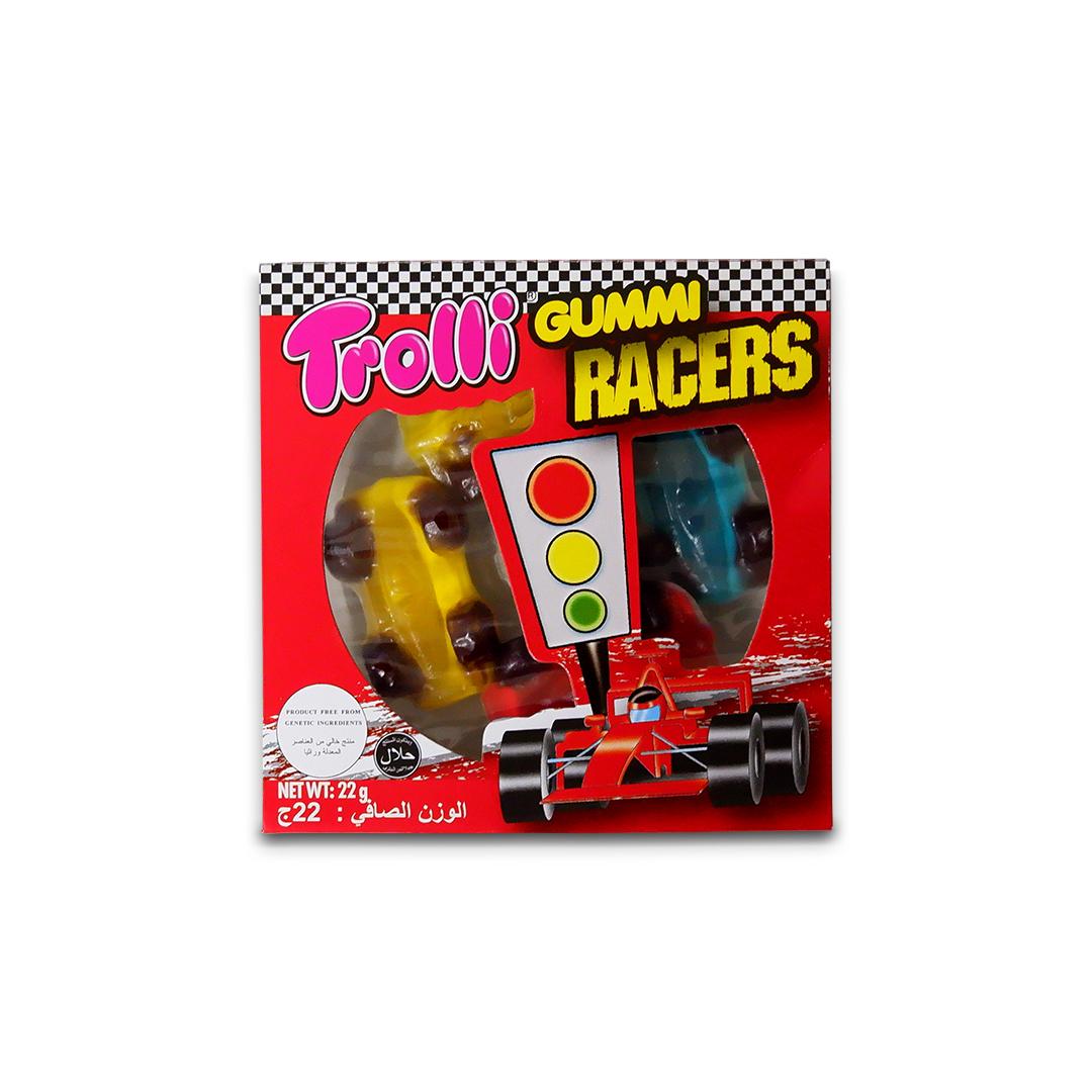 Trolli Gummy Racers Gummy Candy 22g