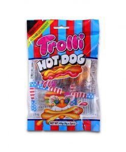 Trolli Hotdog Gummy Candy 45g