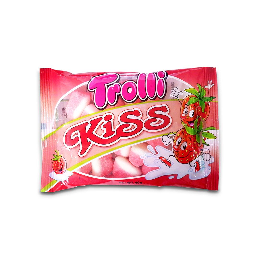 Trolli Kiss Gummy Candy 40g
