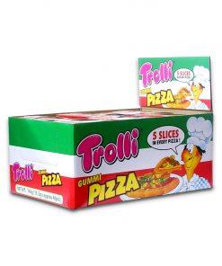 Trolli Gummy Pizza Gummy Candy 15.5g x 48