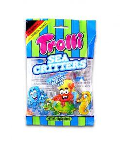 Trolli Sea Critters Gummy Candy 45g