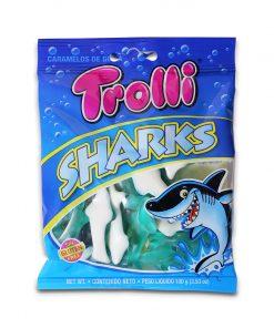 Trolli Gummy Sharks Gummy Candy 100g