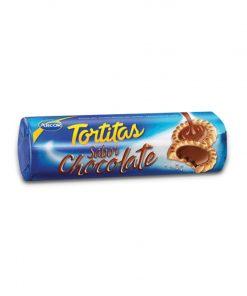 Arcor Tortitas Chocolate Cookies 125g