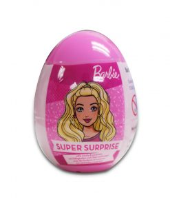 Barbie Surprise Eggs with Sweet & Surprises inside 10g