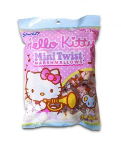 Erko Hello Kitty Juju Mini Twist Marshmallow 75g