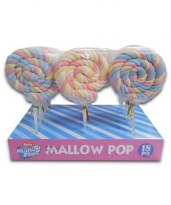 Erko Mallow Plus Mallow Pop Marshmallow 40g x 18