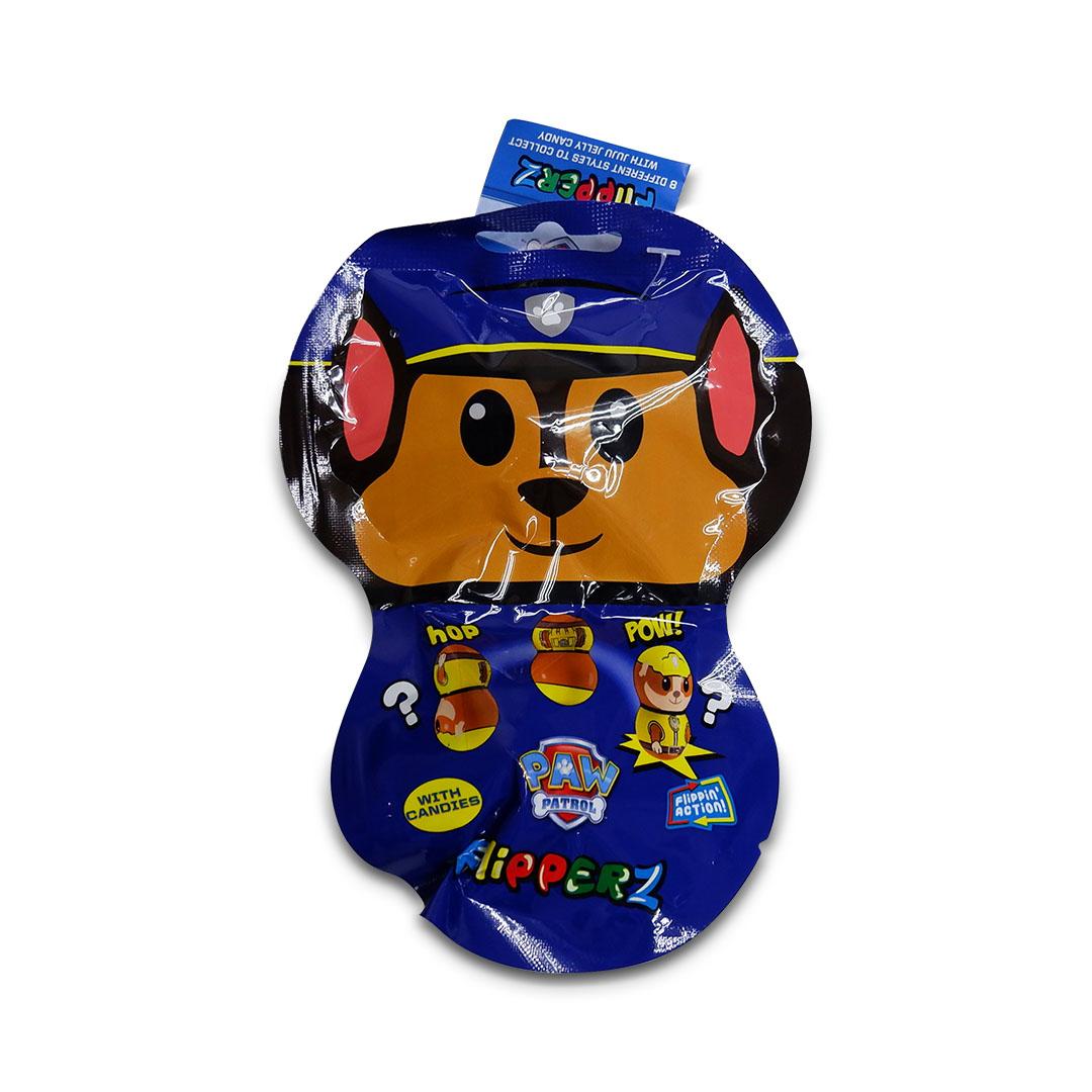 Flipperz Paw Patrol with Juju Jelly Candy 10g
