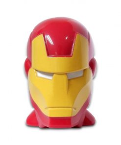 Juju Marvel Avengers Candy Container with Candy + Collectible 10g Iron Man