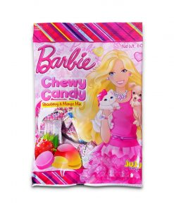 Juju Barbie Chewy Candy Strawberry Mango 60g
