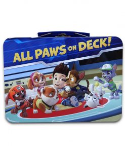 Juju Paw Patrol Fruit Flavored Compressed Candy in Lunch Box 50g