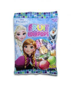 Juju Disney Frozen Fruit Lollipop 100g