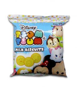 Juju Disney Tsum Tsum Milk Biscuit 22g