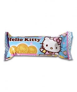 Juju Hello Kitty Milk Biscuit 54g