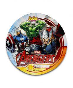 Juju Marvel Avengers Popping Candy Orange 5g