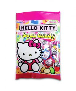 Juju Hello Kitty Soda Candy 78g