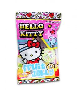 Jujuku Hello Kitty Fruit Flavored Jelly 144g