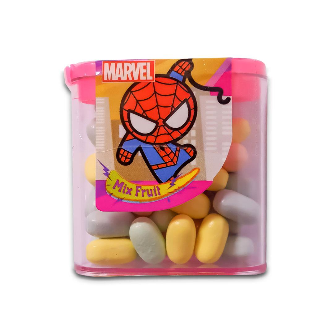 Marvel Kawaii Fruit Candy 17g Spider-Man