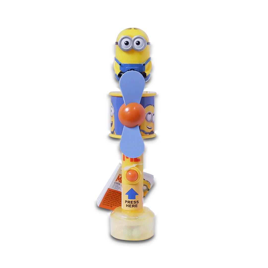 Minions Cool Candy Fan 6g Dave