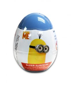 Minions Surprise Egg With Sweet And Surprises Inside 10g