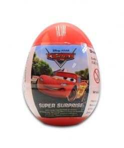 Disney Pixar Cars Surprise Egg With Sweets & Surprises Inside 10g