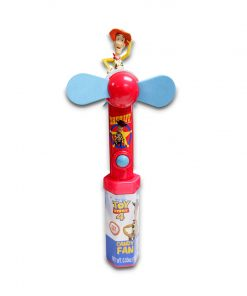 Disney Pixar Toy Story 4 Candy Fan 15g Sheriff Woody