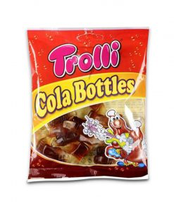 Trolli Cola Bottles Gummy Candy 100g