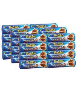 Arcor Tortitas Chocolate Cookies 125g x 24