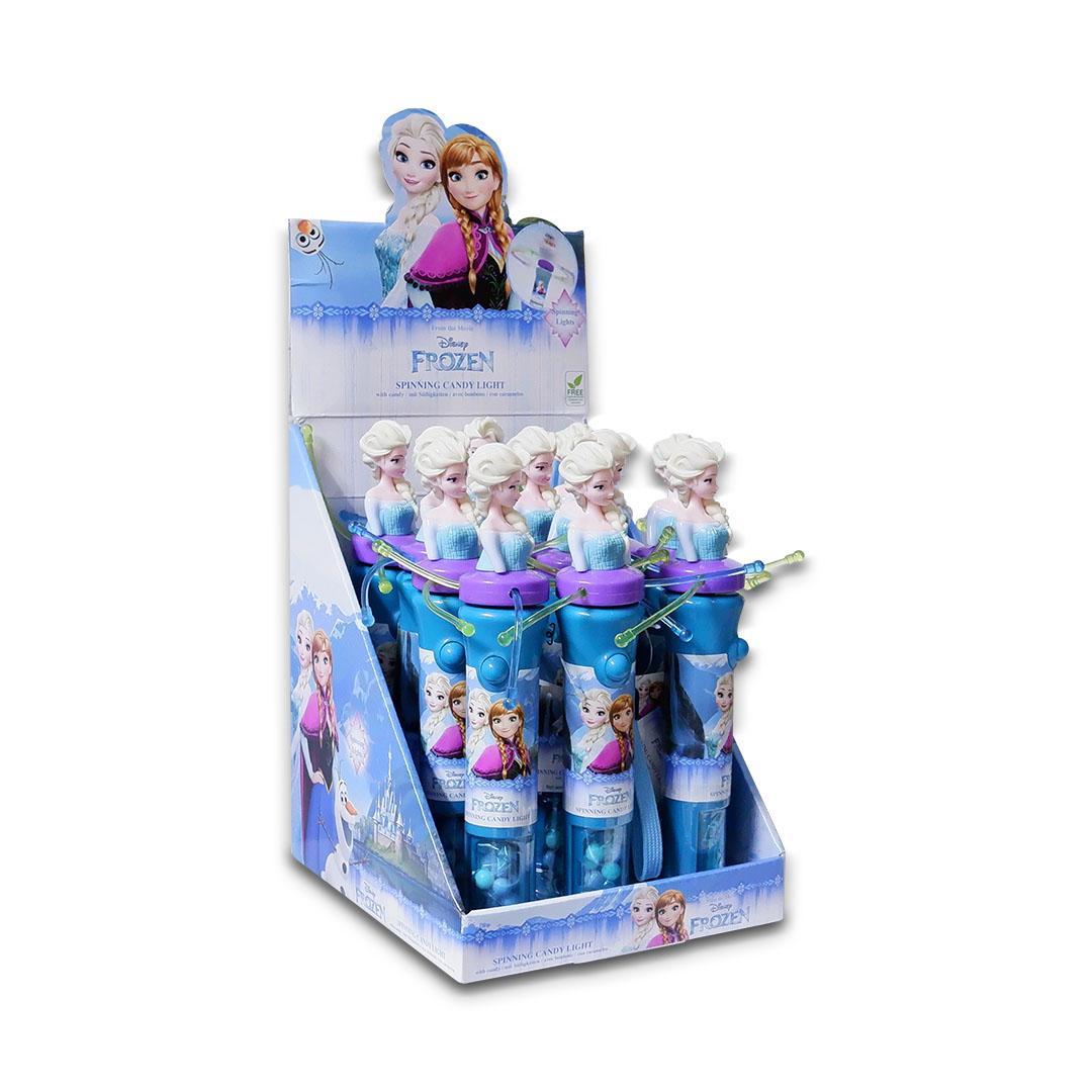 Disney Frozen Candy Spinning Light 6g x 12