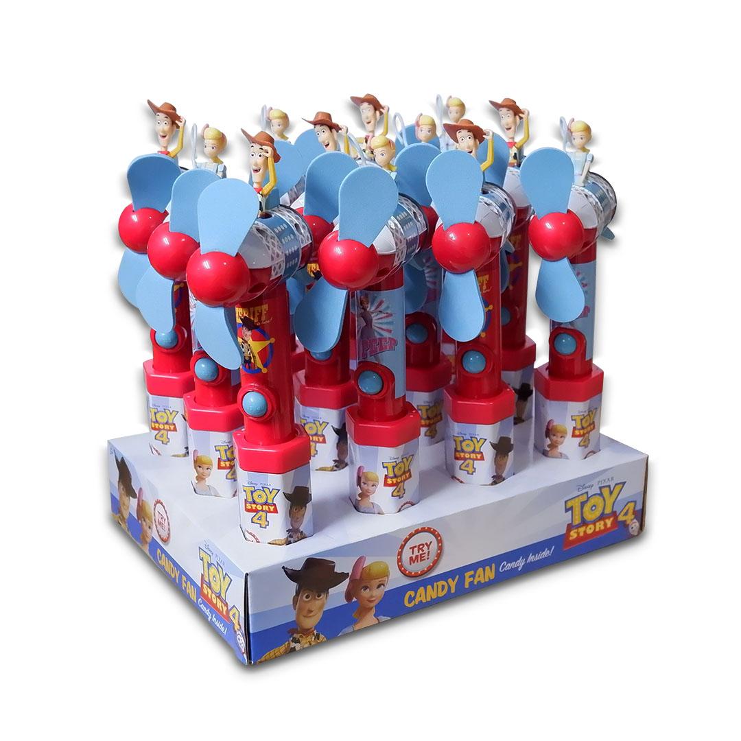 Disney Pixar Toy Story 4 Candy Fan 15g x 12