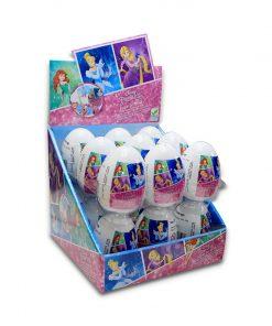Disney Princess Surprise Egg with Sweets & Surprises Inside 10g x 18