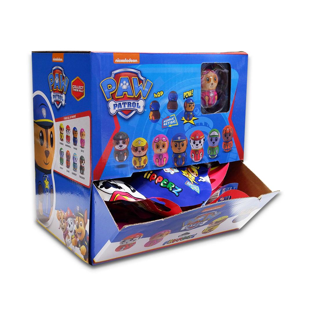 Flipperz Paw Patrol with Juju Jelly Candy 10g x 24