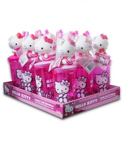 Hello Kitty Candy Cup with Candy 10g x 12