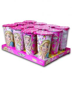 Juju Barbie Choco Snack Biscuit with Chocolate Cream 45g x 12