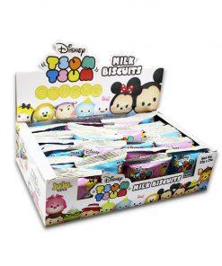 Juju Disney Tsum Tsum Milk Biscuit 22g x 24