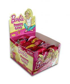 Juju Barbie Popping Candy Strawberry 5g x 40