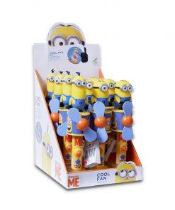Minions Cool Candy Fan 6g x 12