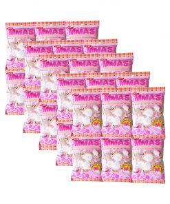 Mmas Mallow Strawberry Marshmallow 100g x 30