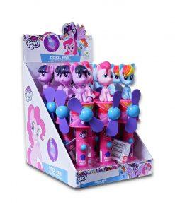 My Little Pony Cool Fan 6g x 12