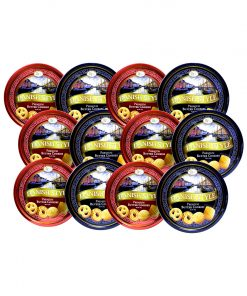 RIMI Gifts Danish Style Premium Butter Cookies 340g x 12