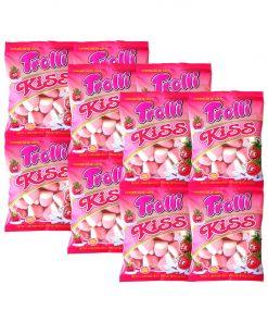 Trolli Kiss Gummy Candy 100g x 12