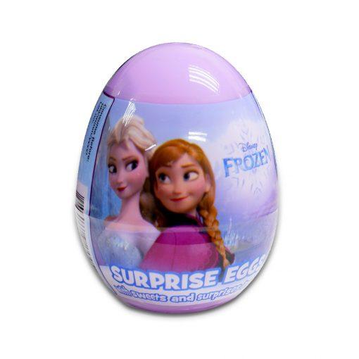 Frozen Super Surprise Fruit Flavor Compressed Candy 10g Elsa and Anna