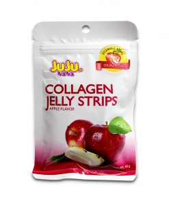 Juju Collagen Jelly Strips Apple 45g