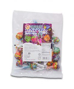 Beardy Great Monster Lollipop 200g