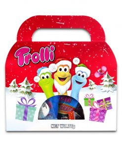 Trolli Gummy Candy Assorted in Celebration Pack 77g Christmas