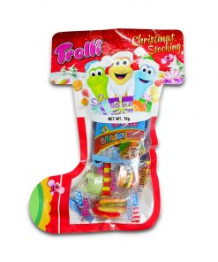 Trolli Gummy Candy Christmas Stocking 76g